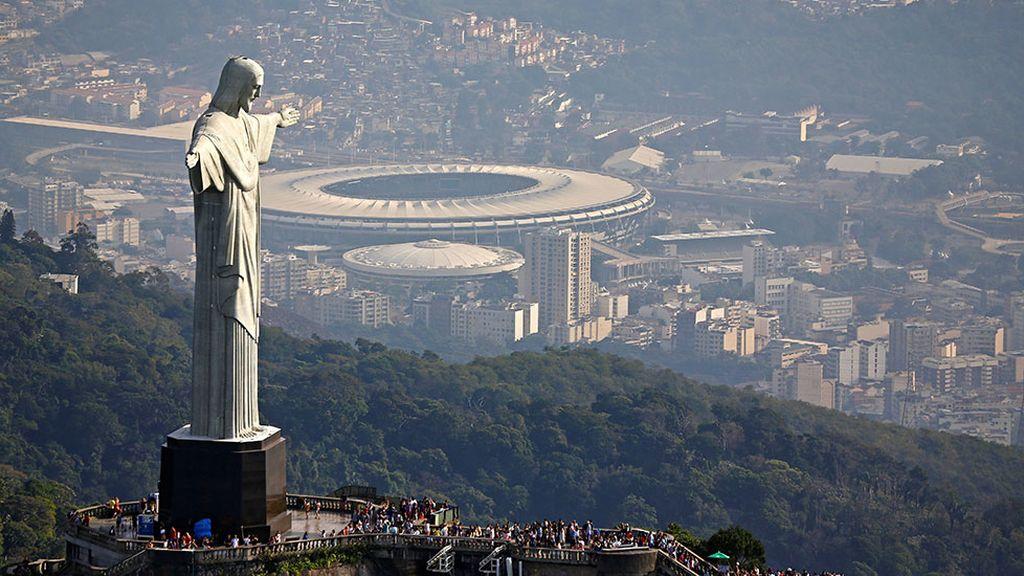 Río de Janeiro se prepara para recibir los Juegos Olímpicos (27/07/2017)