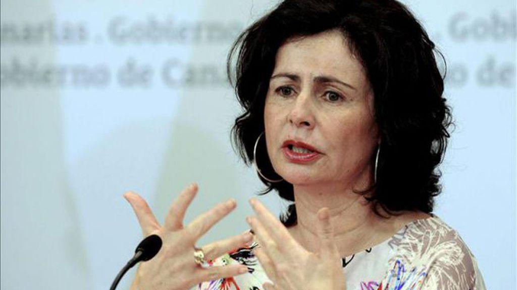 Una dirigente del PP recalca que es Gallardón el que ha solicitado la prisión para Bárcenas