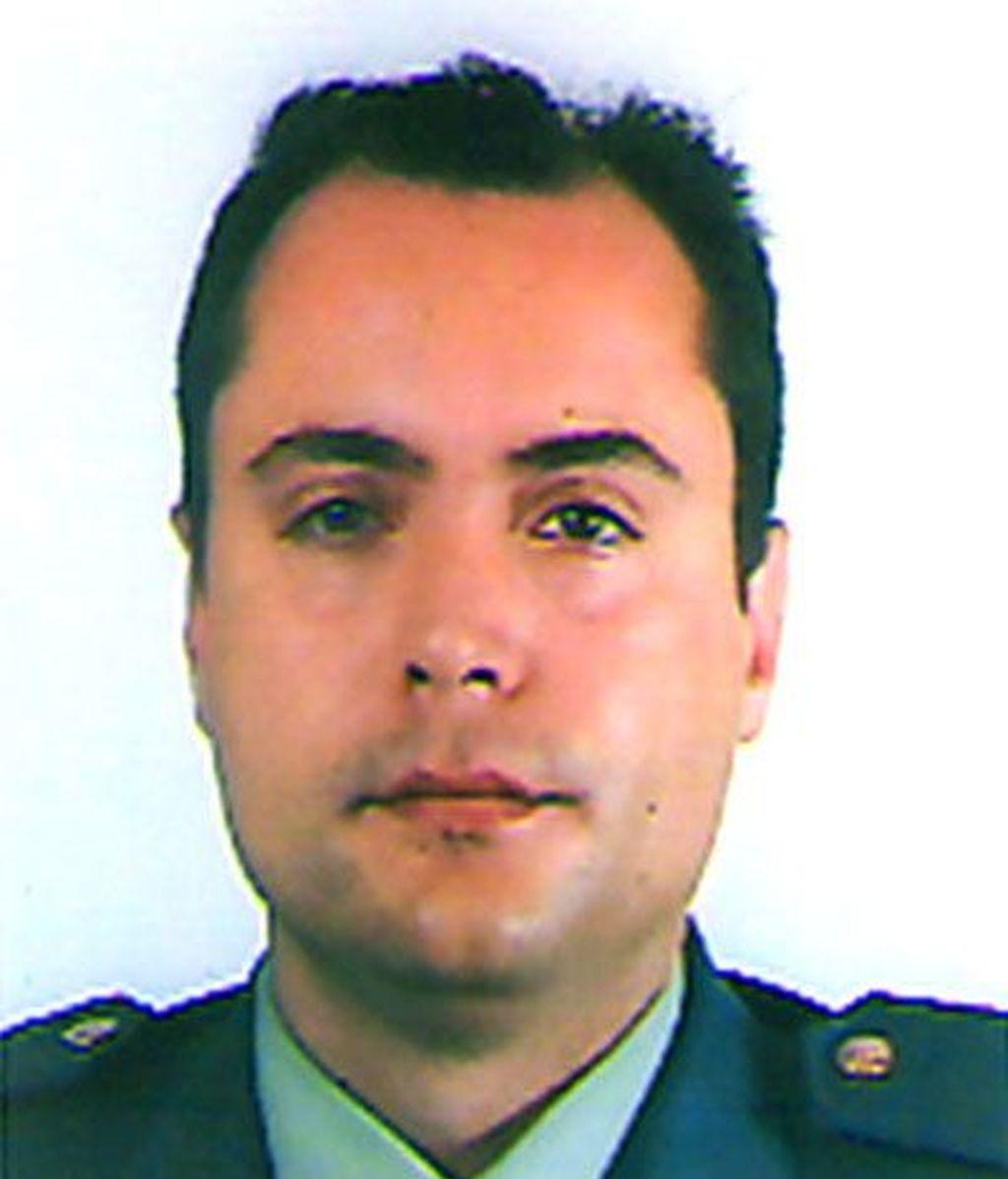 Imagen de la última víctima de ETA, Juan Manuel Piñuel Villalón