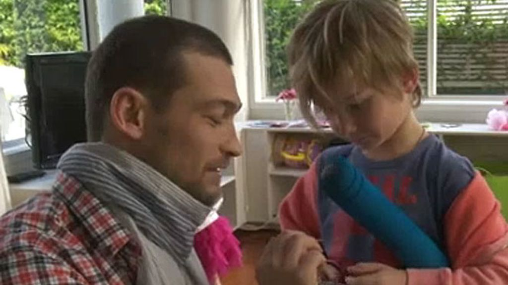 'Be here now - La historia de Andy Whitfield'