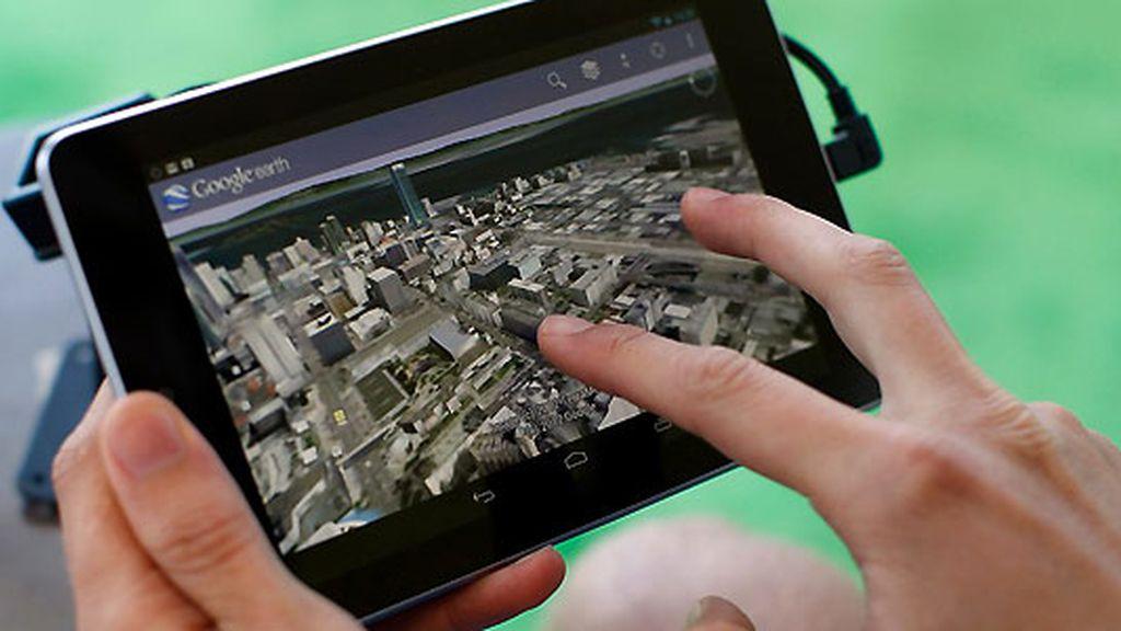 El 'tablet' de Google ha recibido críticas negativas sobre el funcionamiento de su pantalla por parte de usuarios en foros de Internet.