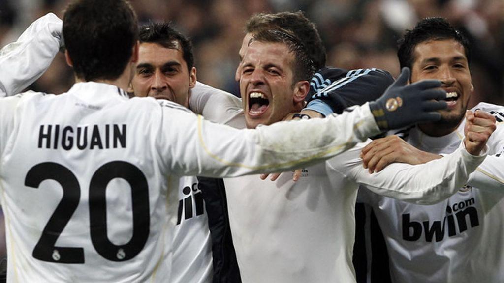 El 'Madrid coraje'