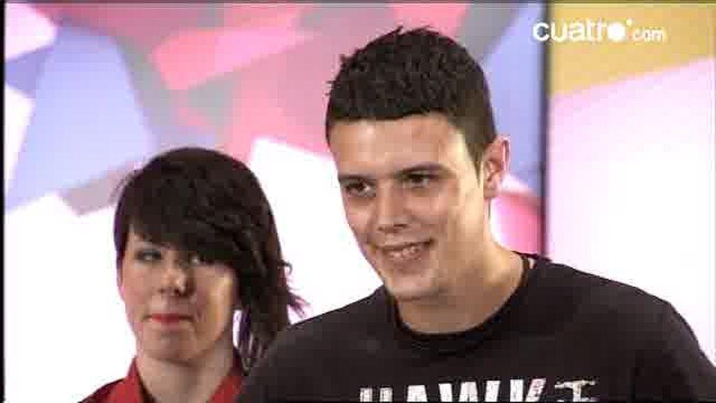 Diego Vasconcellos: nunca te olvidarás de su cara