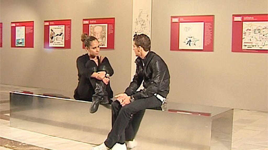 Noel y Álvaro (16-11-09)