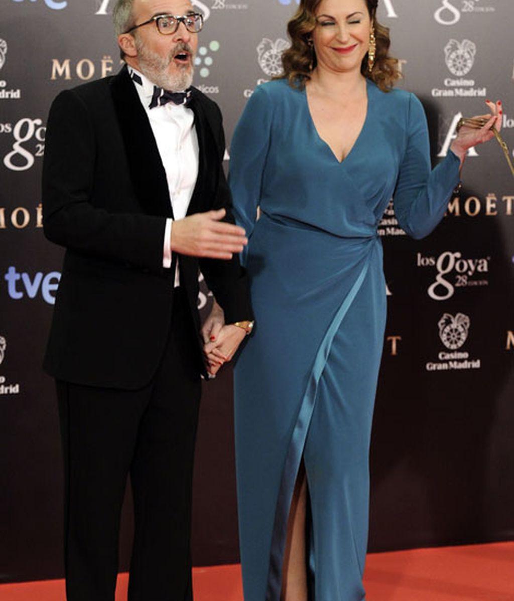 Ana Milan de Ivan Campaña y Fernando Guillén Cuervo