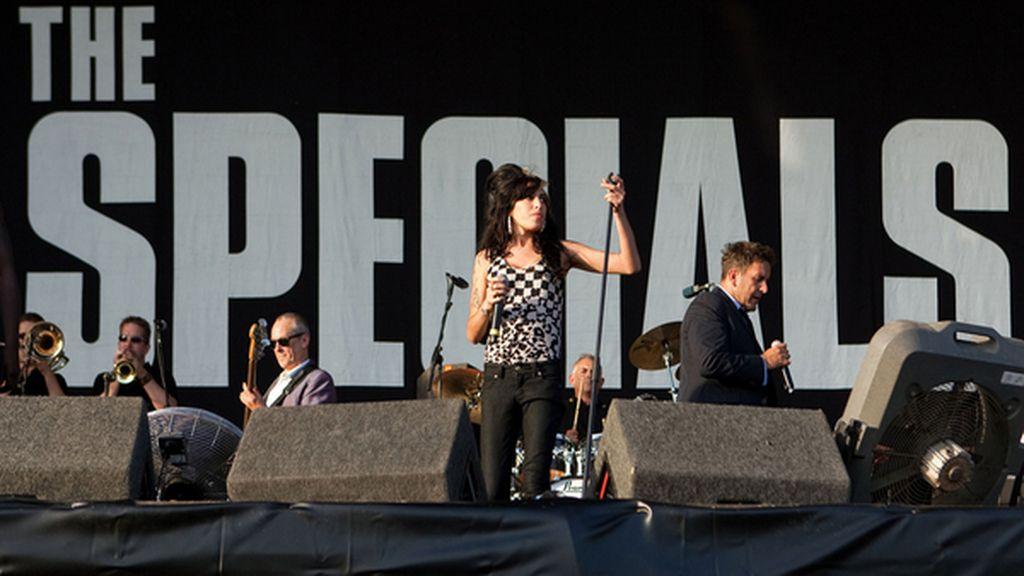 La legendaria banda británica The Specials ofrecerá dos conciertos en España en septiembre.