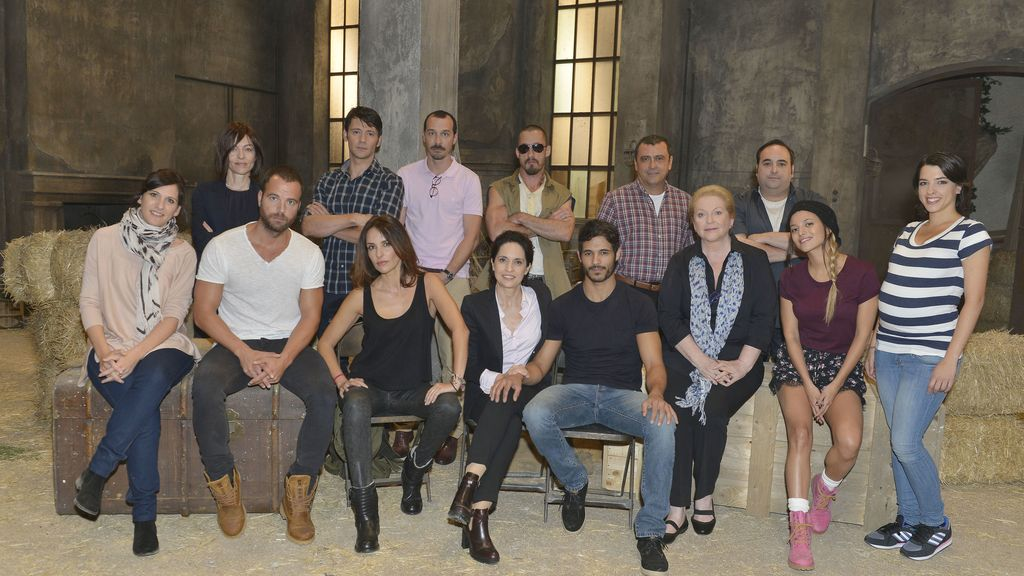 'Rabia', la nueva serie que prepara Mediaset