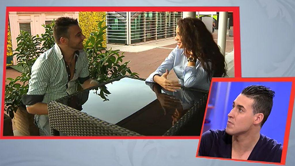 """Julio, sobre Samira: """"A mí las mujeres me gustan con un poquito más de pecho"""""""