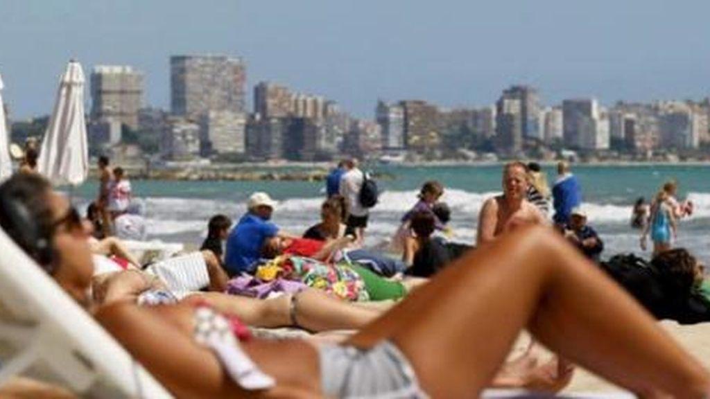 """Las temperaturas subirán de forma """"escandalosa"""" a lo largo de esta semana"""