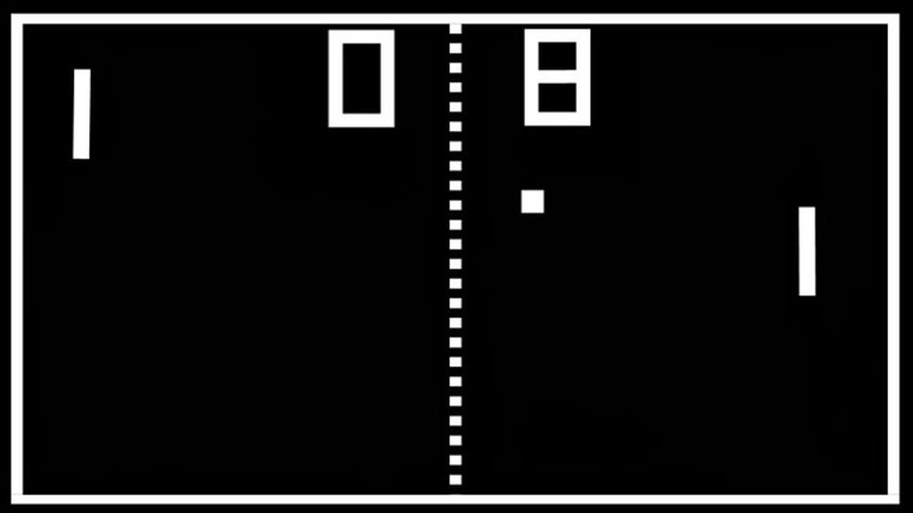 Pong (1972)