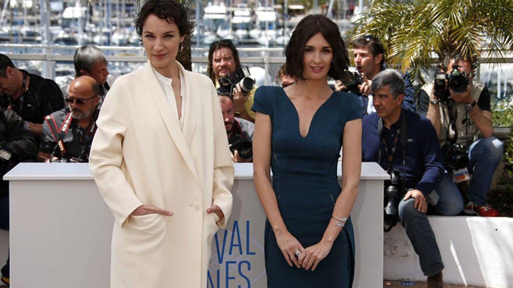 Llegan las estrellas a Cannes