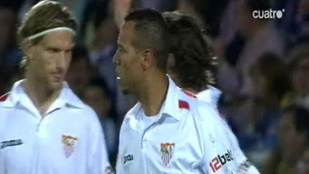 Luis Fabiano, ¿jugará un año más en el Sevilla?