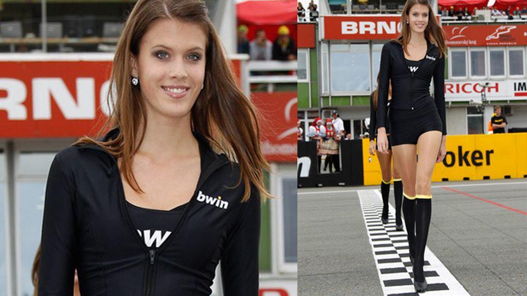 Las chicas del Paddock del GP República Checa