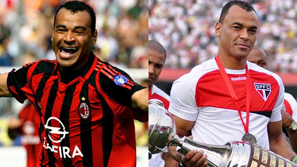 Cafú, conquistó la Libertadores en 1992, tras doce años se hizo con la Champions