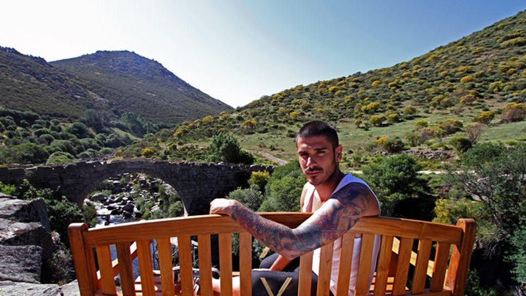La Sierra de Gredos es la pasión de Álvaro Benito