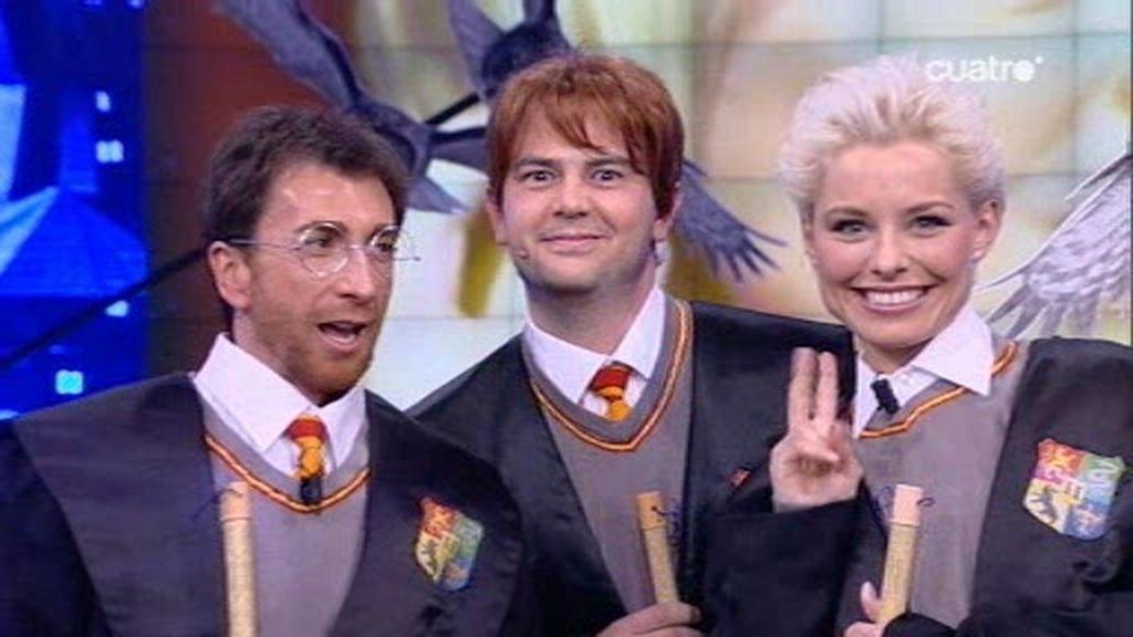 El musical de Harry Potter según El Hormiguero