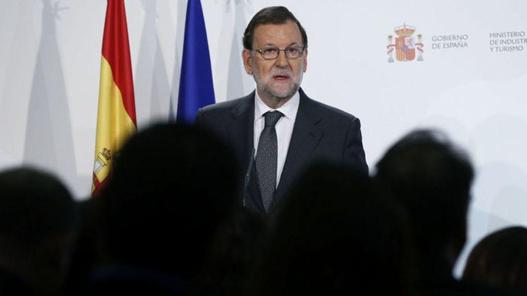 Rajoy en la inauguración del Foro Exceltur