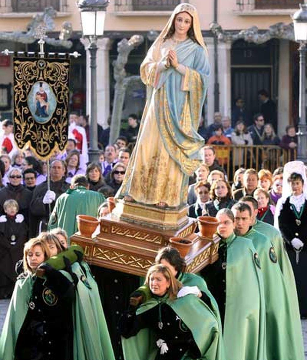 Virgen del Rompimiento