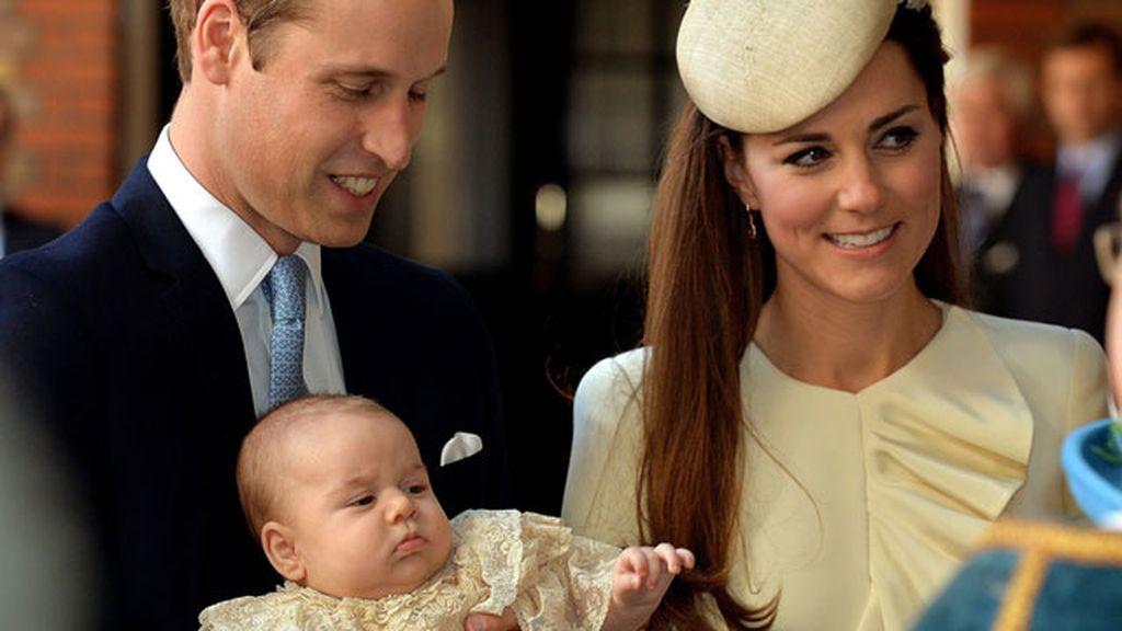 Bautizo real del príncipe Jorge