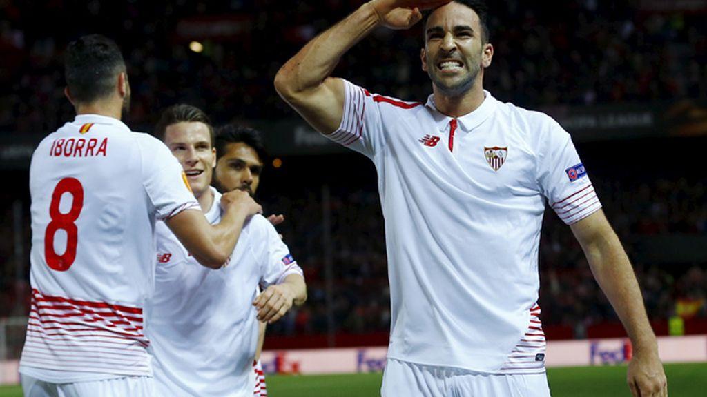 El Sevilla derrota al Basilea y se clasifica para cuartos de Europa League