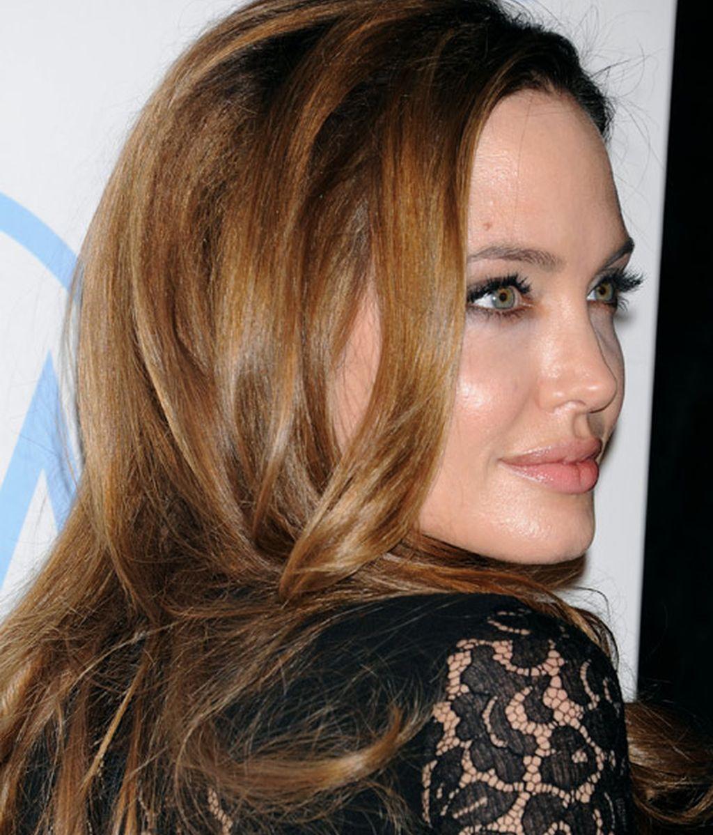 Sofía Vergara se le sube a las barbas a Angelina Jolie