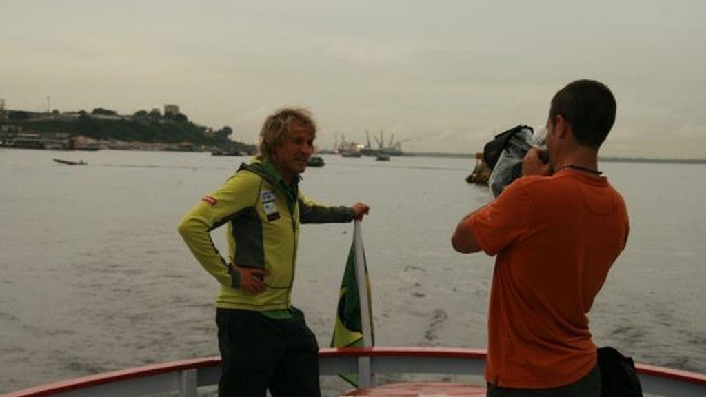 Amazonas en globo: Aterriza como puedas (1ª parte)