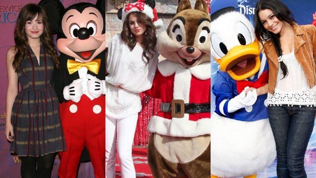 Fueron 'chicas Disney'