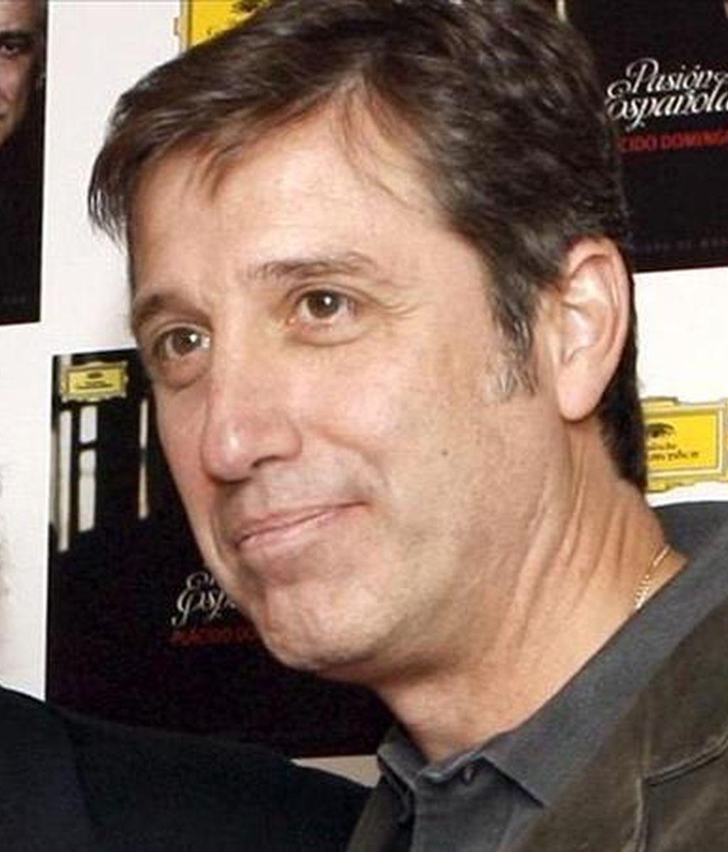 El director de cine Emilio Aragón. EFE/Archivo