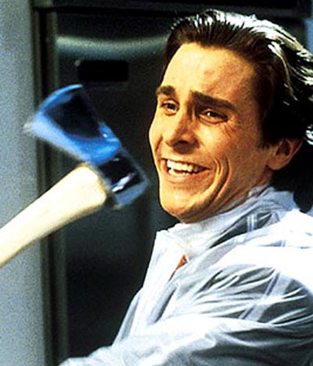 Christian Bale en Psicopata americano