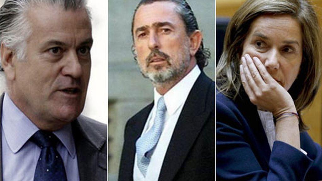 Ruz envía a juicio a Bárcenas, Correa y Mato por la trama Gürtel