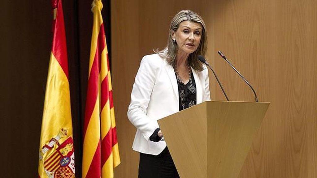 María de los Llanos de Luna, delegada del Gobierno en Cataluña