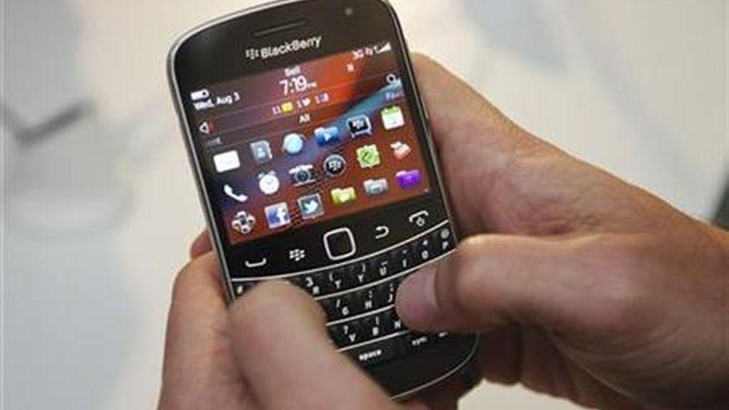 """BlackBerry ha informado en su blog oficial que los servicios de Europa, Oriente Medio, África e India han expermientado una """"mejora significativa"""". Los clientes españoles dicen lo contrario."""