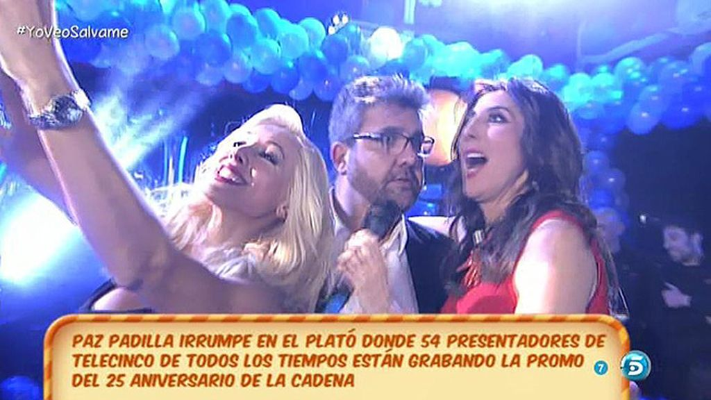 54 presentadores de la historia de Telecinco
