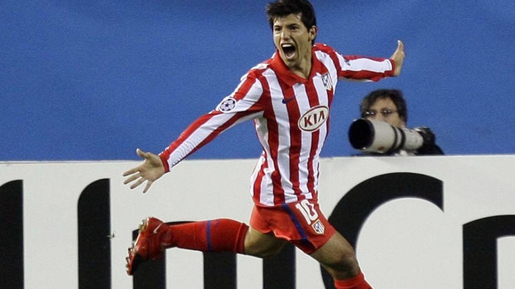 Kun Agüero sueña con marcarle a Casillas