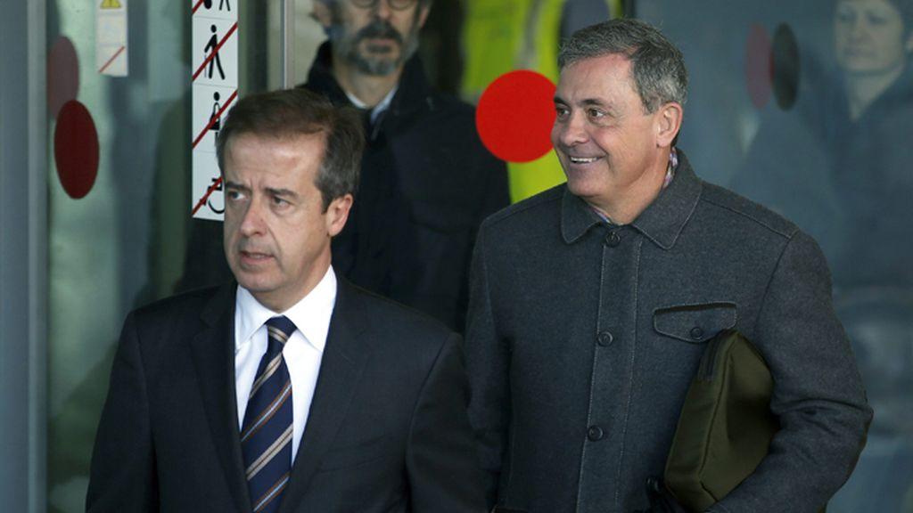 Jordi Pujol Ferrusola intenta sin éxito entregar voluntariamente su pasaporte al juez