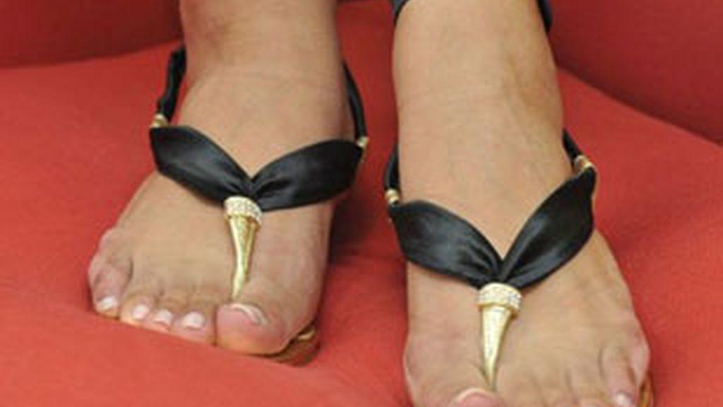 Los riesgos del uso excesivo de las sandalias.