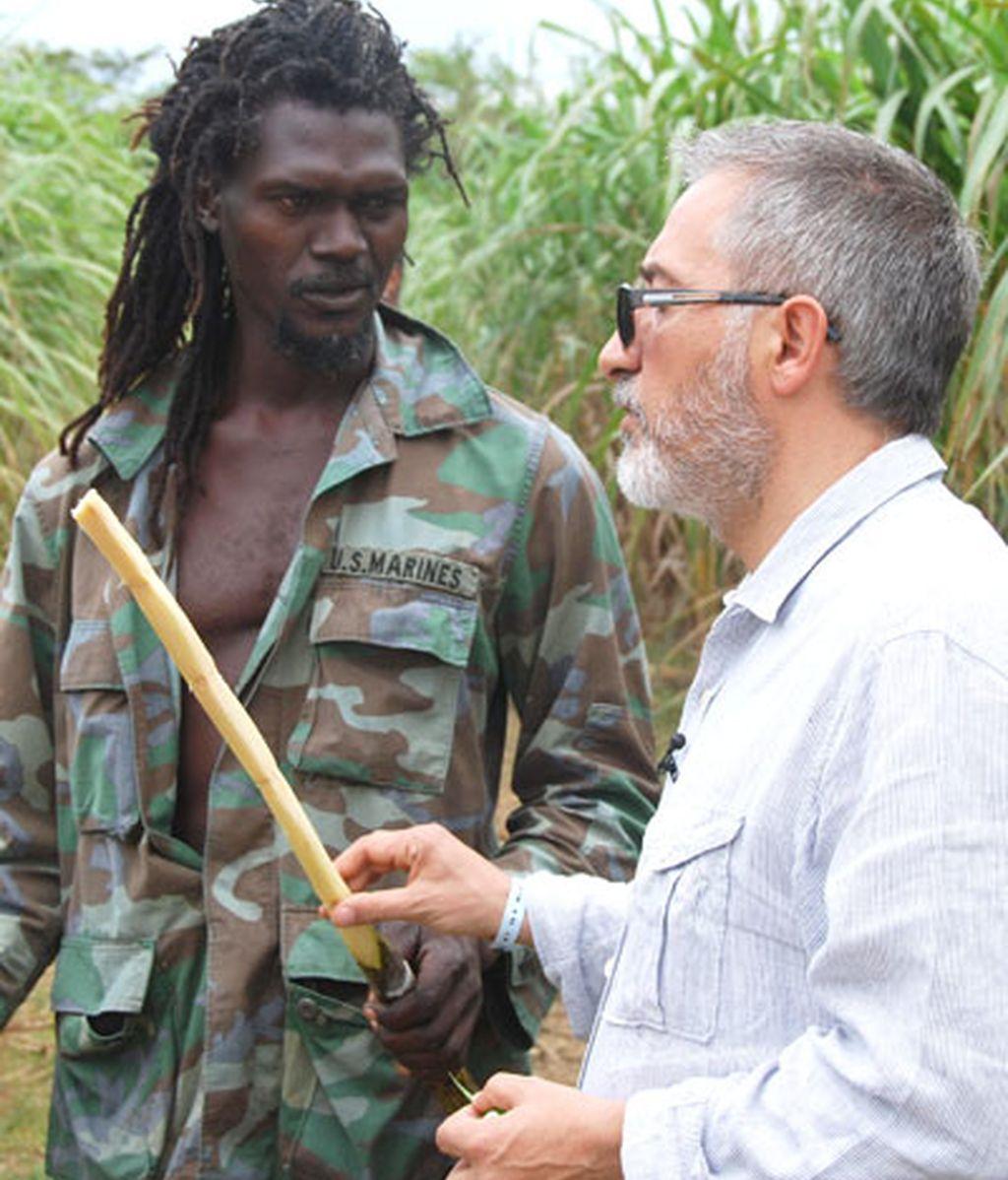En la tierra del reggae