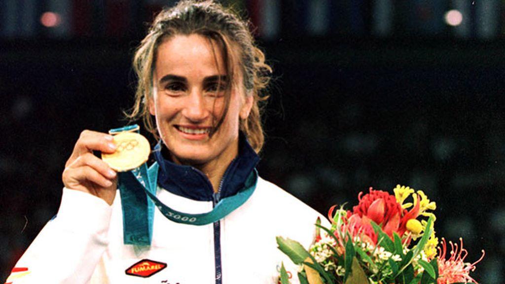 Sidney 2000: Isabel Fernández - Yudo