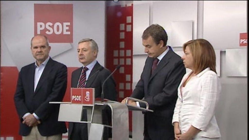 El PSOE se divide ante las primarias