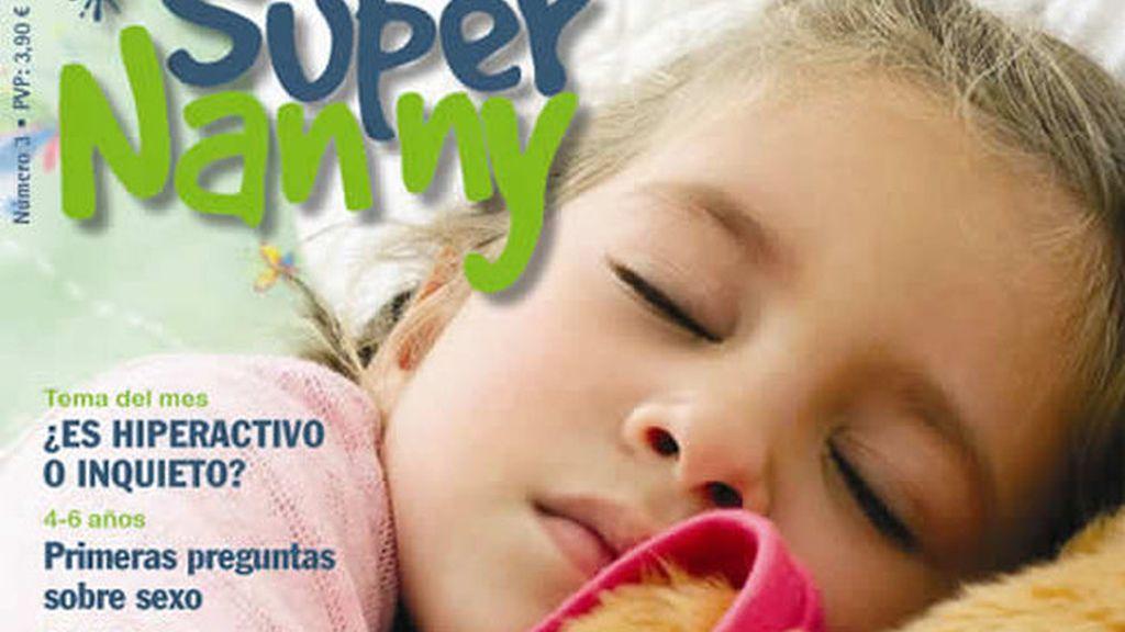 Las portadas de la revista Supernanny