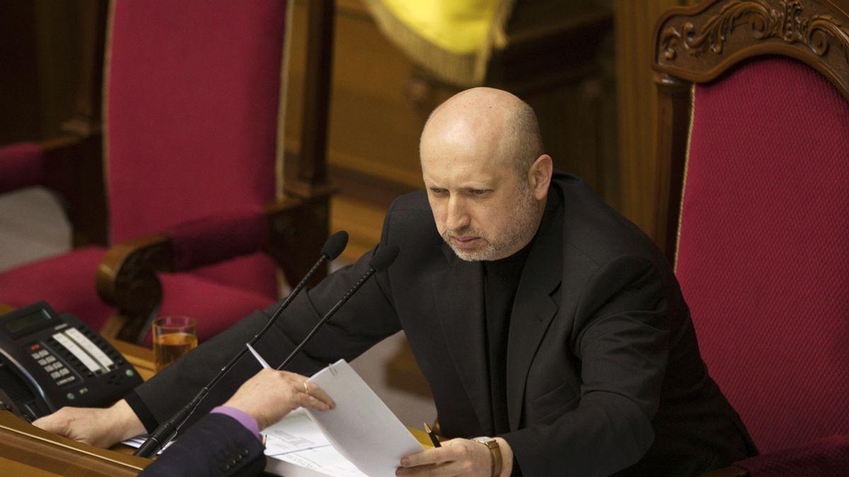 Alexander Turchinov