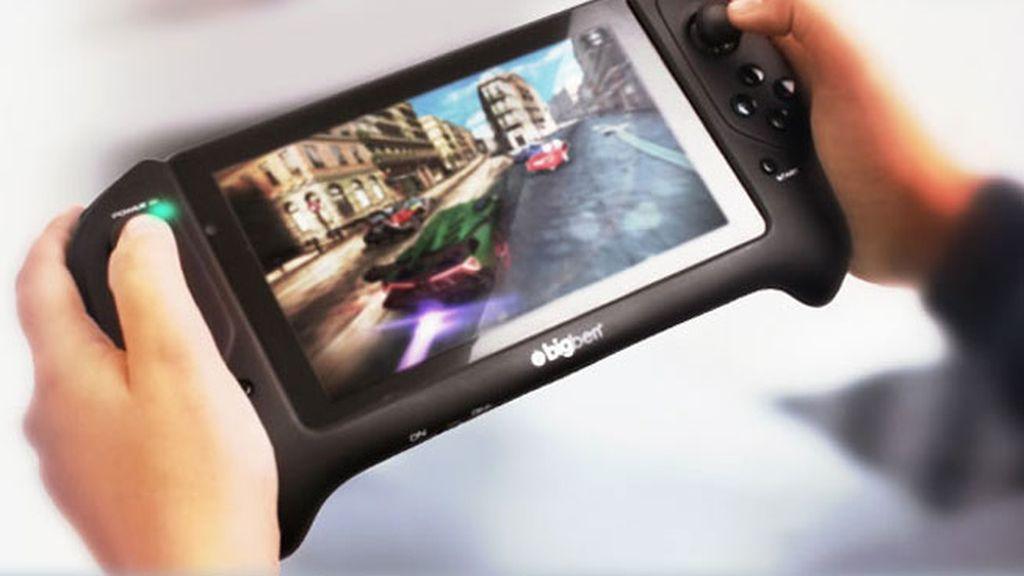 Gametab-One, una tableta-consola, juegos Android