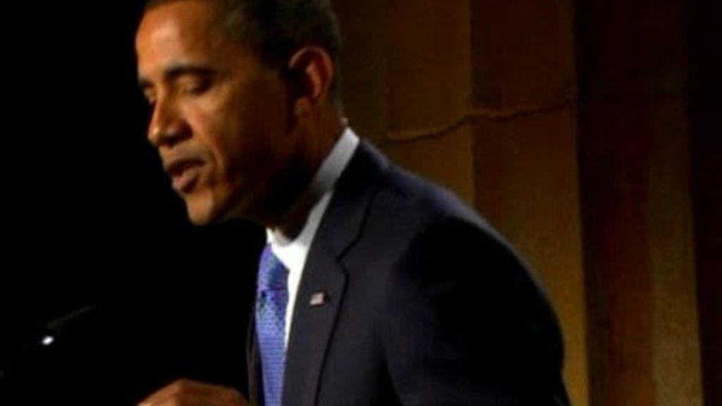 Una noche de humor con Obama