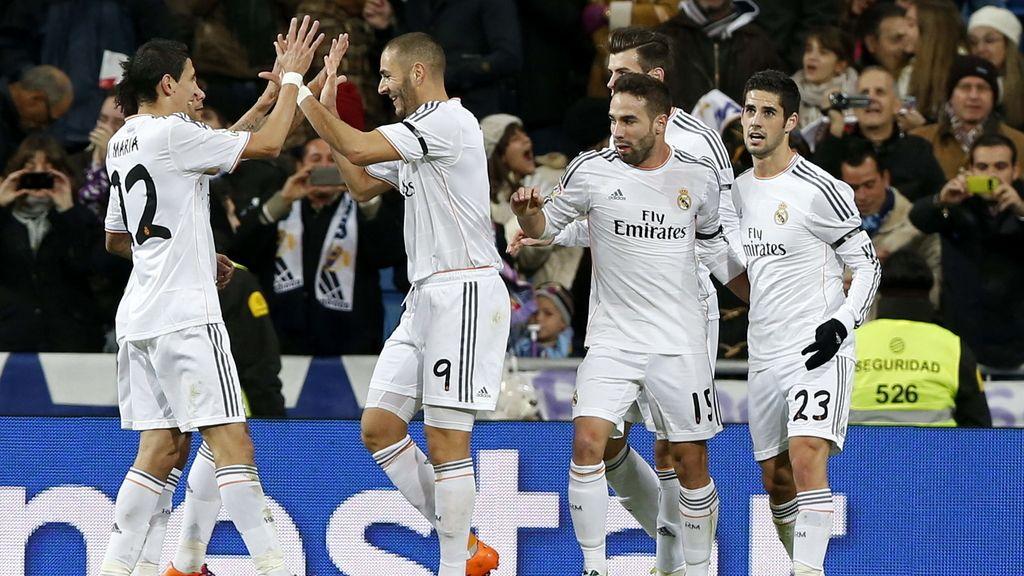 Real Madrid - Valladolid