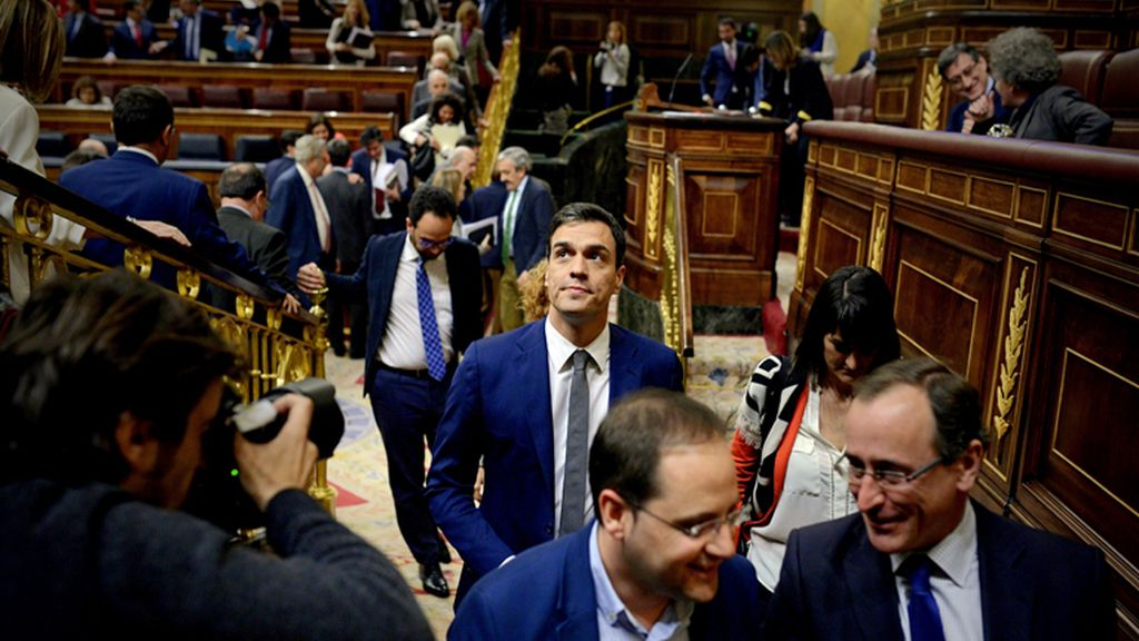 Congreso de los Diputados,unidad de España,Constitución,referendos