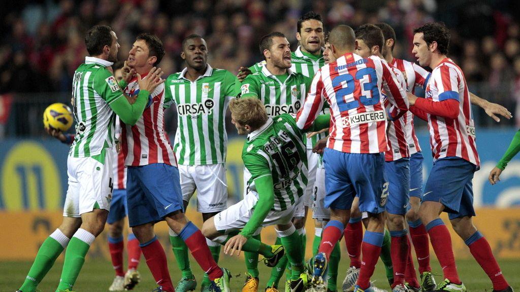 Atlético de Madrid - Betis
