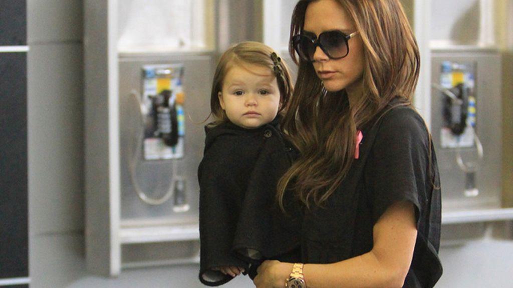 De tal palo, tal astilla: Harper Beckham sigue los pasos de su madre