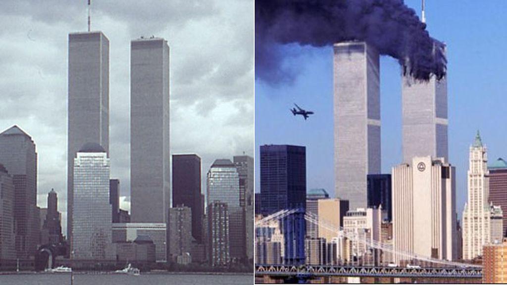 Las Torres Gemelas habrían cumplido hoy 40 años