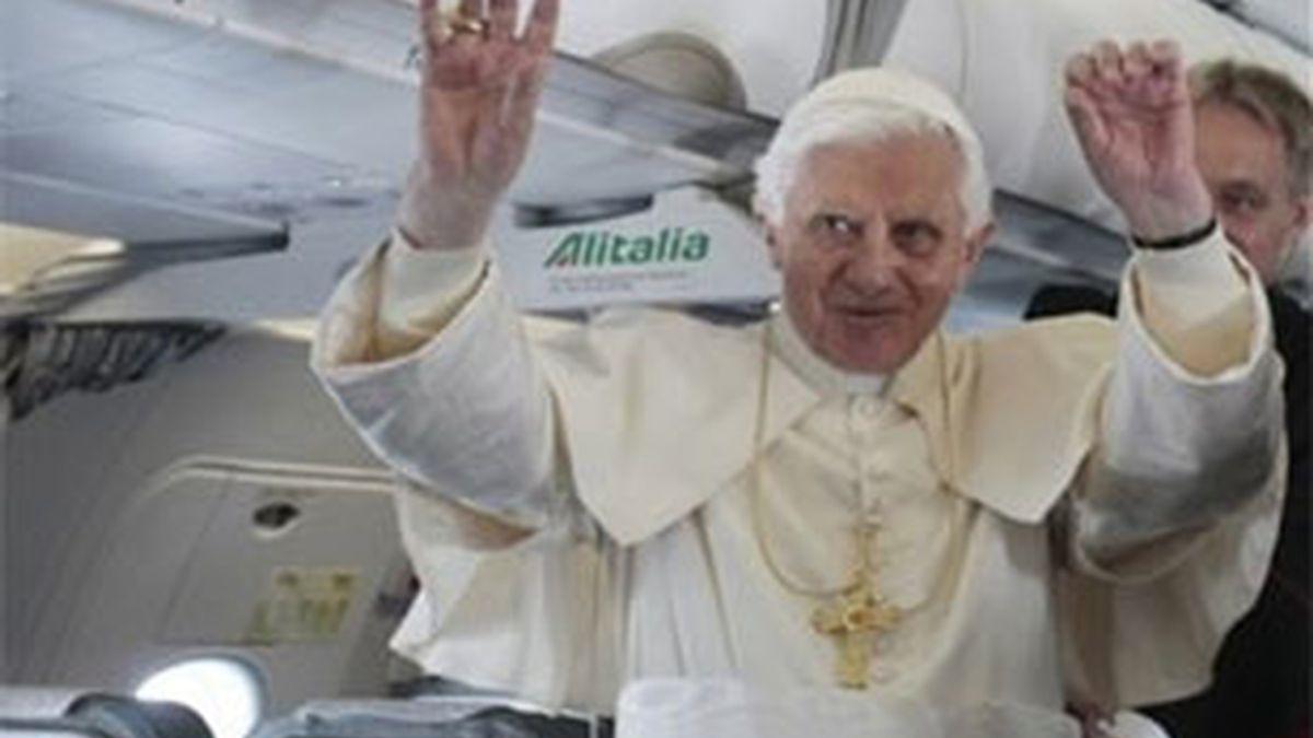 El Pontífice estará hasta el día 19 de septiembre en Reino Unido. VIDEO: ATLAS