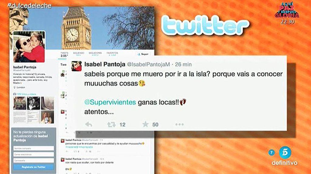 Chabelita, tuit